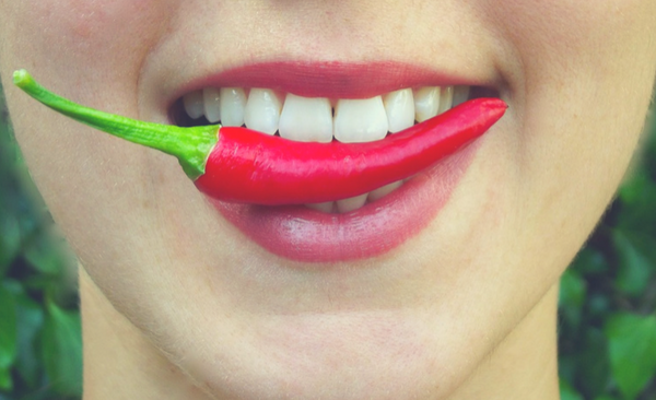 Woman wonders how her diet affects her teeth and dental hygiene