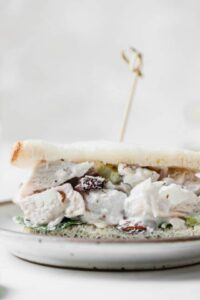 Teeth Healthy Chicken Salad